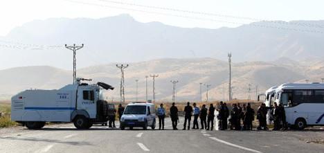 Haburda PKK hazırlığı