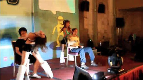 Yahoodan kucak dansı