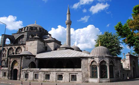 İstanbul camilerinin ilginç öyküleri
