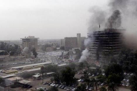 Iraka büyük patlama, 132 ölü
