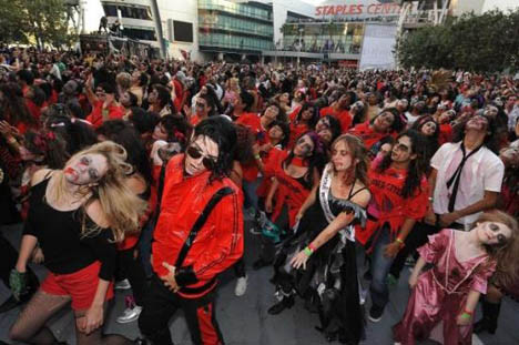 Hayranları 40 ülkede dans etti