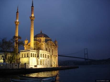 İstanbulun camileri