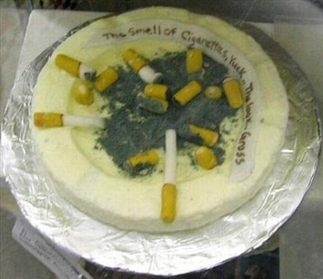 En iğrenç pastalar