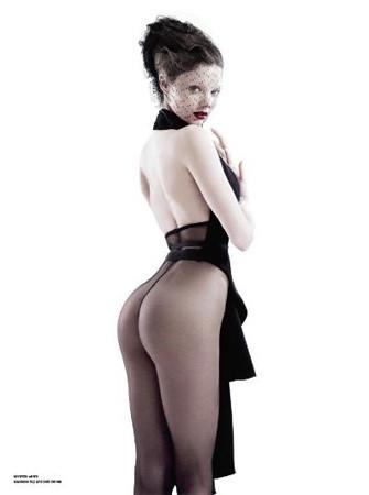 Miranda Kerr kapak oldu
