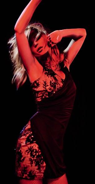 Farklı bir Kate Moss