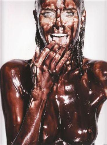 Çikolata Heidi Klum
