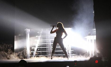 Beyonce hayranlarını coşturdu