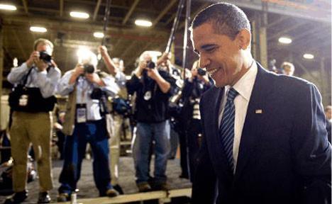 Obama ın 1 yıllık karnesi