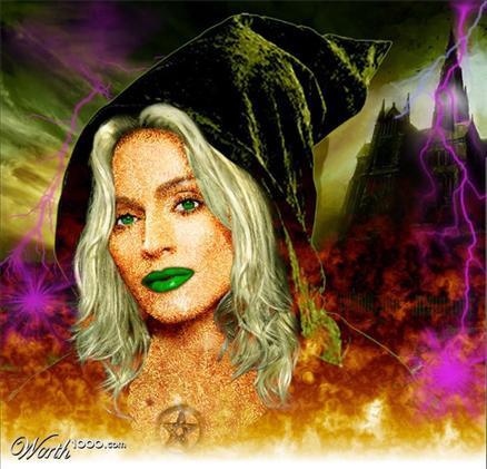 En ünlü cadılar
