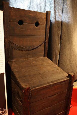 Ortaçağın işkence aletleri