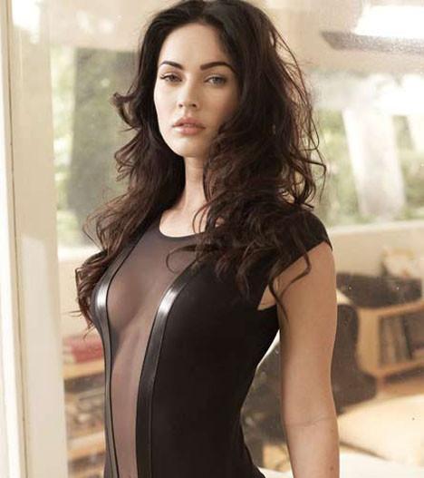 Megan Foxun ev halleri