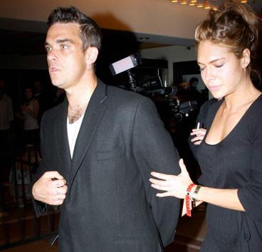 Robbie Williamsın Türk sevgilisi