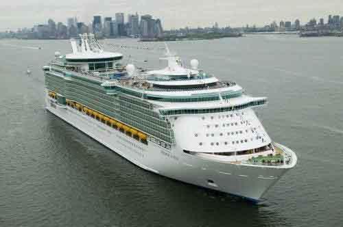 Dünyanın en büyük yolcu gemisi