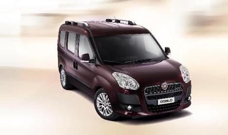 Yeni Fiat Doblo