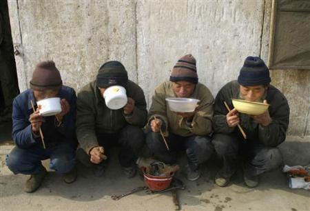 Çinde işçi olmak