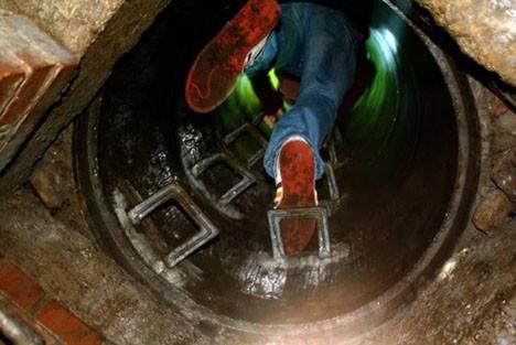 Gizemli tüneller