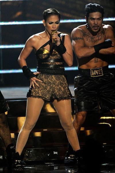 Jennifer Lopezin zor anları