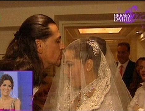 Tanyeli in muhteşem düğünü