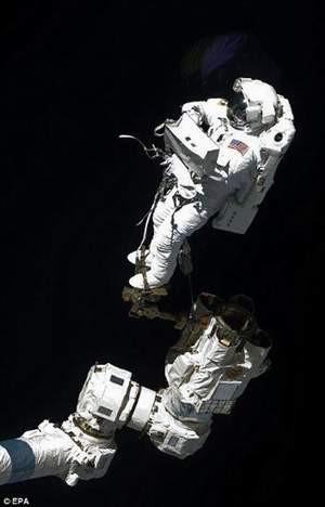 Uzaydan Dünyaya bakış