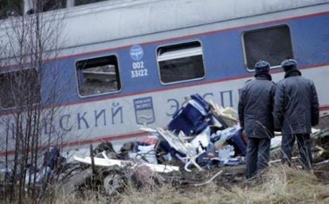 Rusyada tren kazası