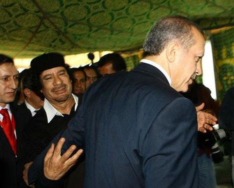 Suyu biz vereceğiz, petrolü Libya !
