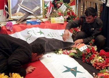 Saddamın Cenazesi