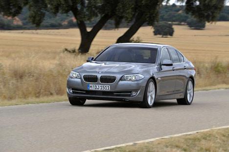 BMW in 5.serisi geliyor