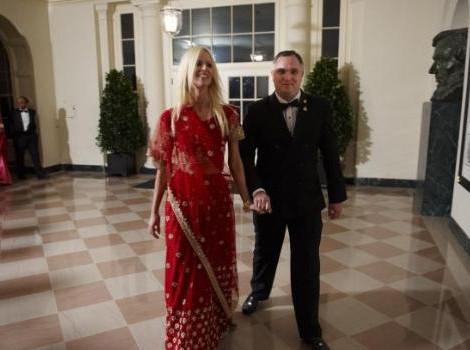 Beyaz Saraydaki davetsiz misafirler