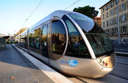 İşte İstanbul'un yeni tramvayları