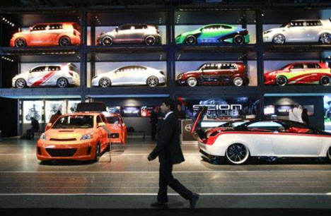 Los Angeles Auto Show 2009