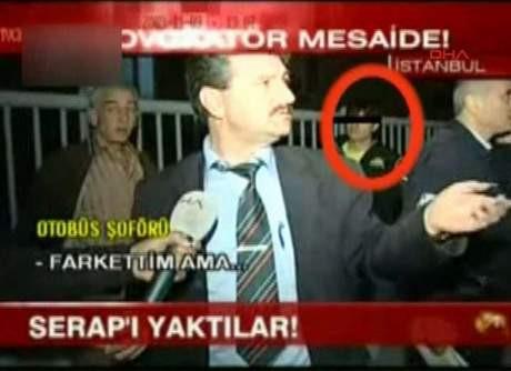 PKKlıların yaktığı Serap öldü !