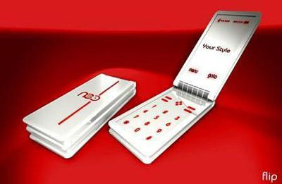 Geleceğin cep telefonları