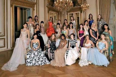Dünyanın en gözde 24 genç kızı