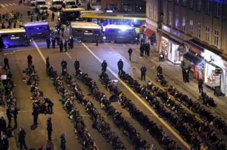 Kopenhagda protesto