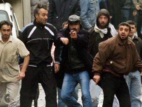 PKKlıları satırlarla kovaladılar !