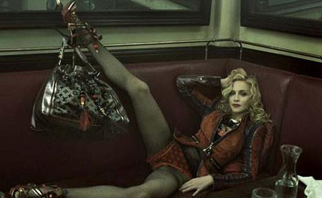 Madonna ın ev hali