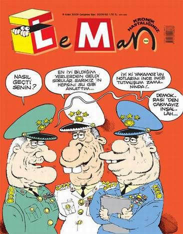 2009un karikatürleri