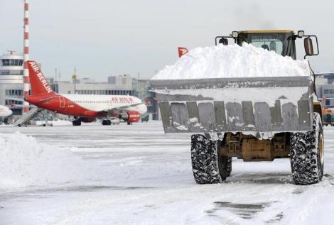 Avrupa buz kesti !