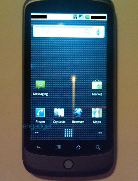 İşte Google in cep telefonu!