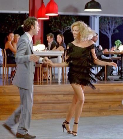 Dansıyla herkesi büyüledi