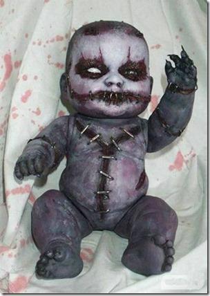 Korkutan bebekler