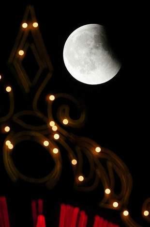Gökyüzünden yeni yıl şöleni