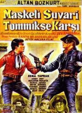 Yeşilçamın kovboy filmleri