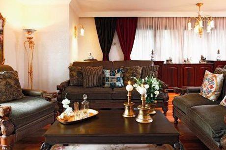 İşte Berna Laçinin evi