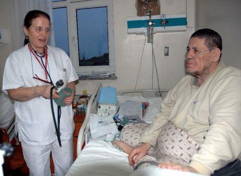 42 yıldır aynı hastanede