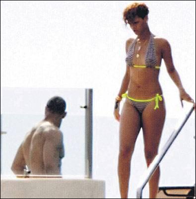 Rihanna ın yeni aşkı