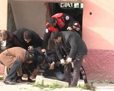 3 polisi vurdu, böyle yakalandı