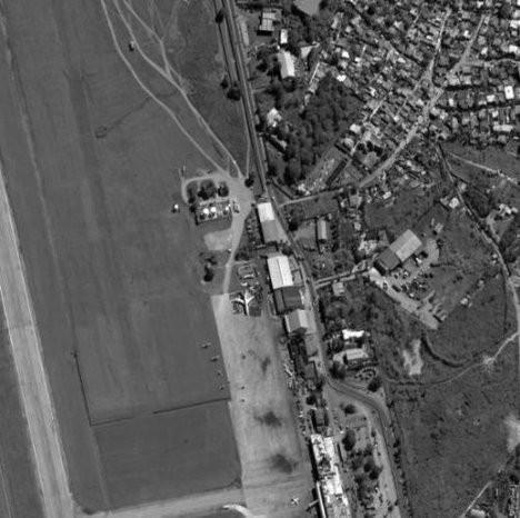 7.0lık deprem uzaydan böyle görüntülendi