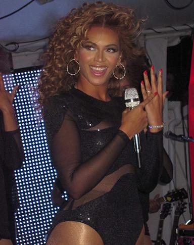 Beyonceun bu şovu 2 milyon dolar