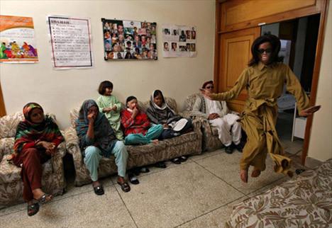 Pakistanın \Hadımlıları\